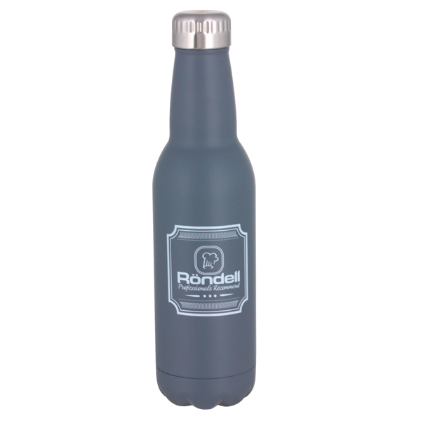 Термос Rondell Bottle Grey RDS-841 0,75л