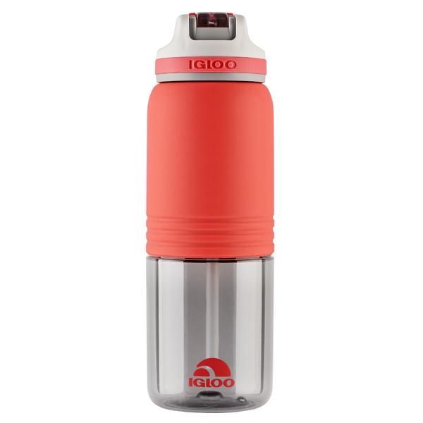 Бутылка для воды Igloo Swift 0,7л Sugar Coral (170385)