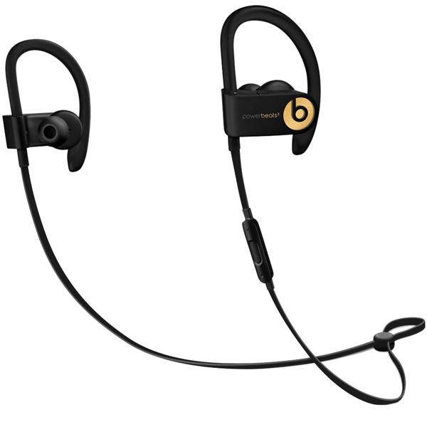 все цены на Спортивные наушники Bluetooth Beats Powerbeats3 Wireless Trophy Gold (MQFQ2ZE/A) онлайн