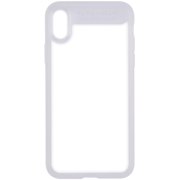 Фото Чехол для iPhone InterStep iPhone X PURE-CASE ADV прозрачный чехол для iphone interstep iphone 6 6s pure case adv прозрачный