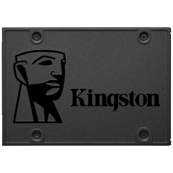 Внутренний SSD накопитель Kingston 480GB Kingston A400 (SA400S37/480G)