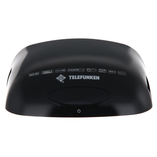 Приемник телевизионный DVB-T2 Telefunken TF-DVBT204
