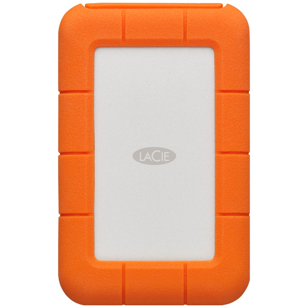 Внешний жесткий диск с Thunderbolt LaCie 2TB Rugged Thunderbolt USB-C (STFS2000800) съемный жесткий диск lacie rugged usb3 thunderbolt 2tb