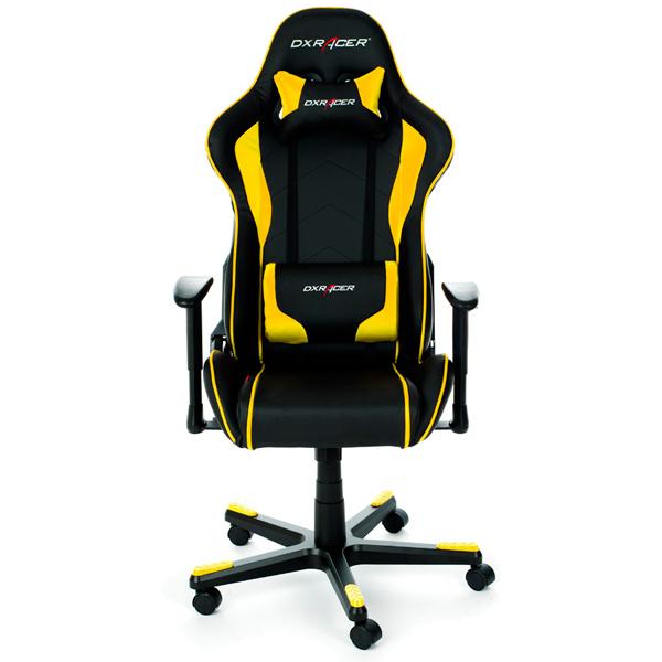Кресло компьютерное игровое DXRacer OH/FE08/NY