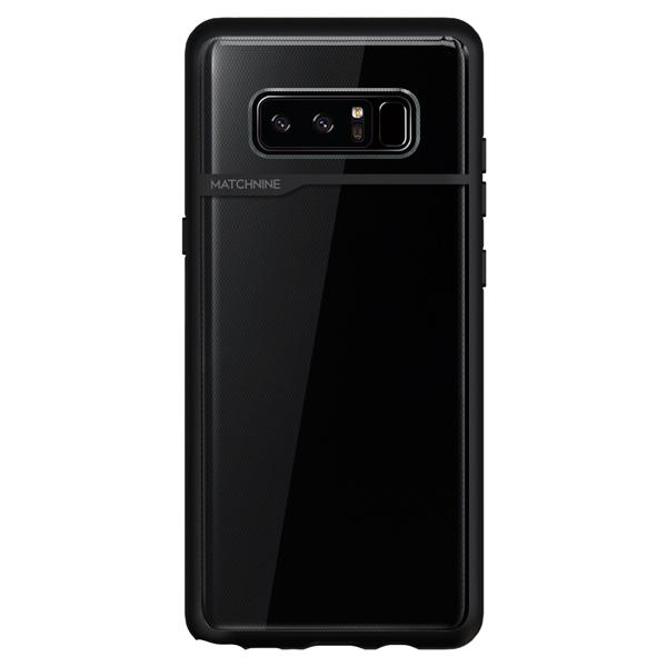 Чехол для сотового телефона Matchnine Boido Black для Samsung Galaxy Note 8 (ENV001) клавиатура для samsung galaxy note 10 1