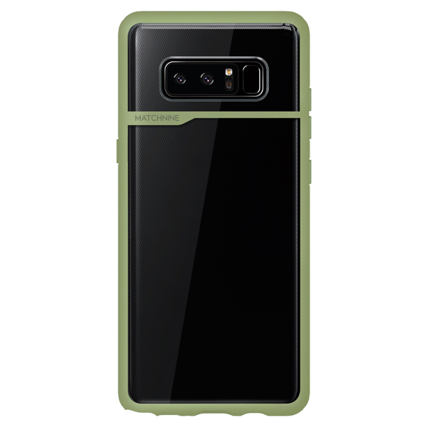 Чехол для сотового телефона Matchnine Boido Olive Green для Samsung Galaxy Note 8 чехол для samsung galaxy n950 note 8 protective standing тёмно синий