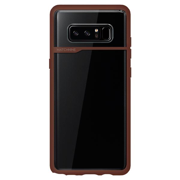 Чехол для сотового телефона Matchnine Boido Brown для Samsung Galaxy Note 8 (ENV004) чехол для сотового телефона takeit для samsung galaxy a3 2017 metal slim металлик