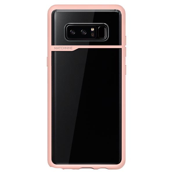 Чехол для сотового телефона Matchnine Boido Paledogwood Pink для Samsung Galaxy Note 8 чехол для samsung galaxy n950 note 8 protective standing тёмно синий