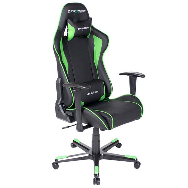 Кресло компьютерное игровое DXRacer OH/FE08/NE