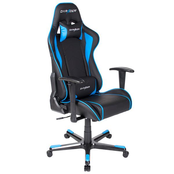 Кресло компьютерное игровое DXRacer OH/FE08/NB 2015 comunicador 10 na 774 sma f femaleuhf uv6 px 888k tg uv2