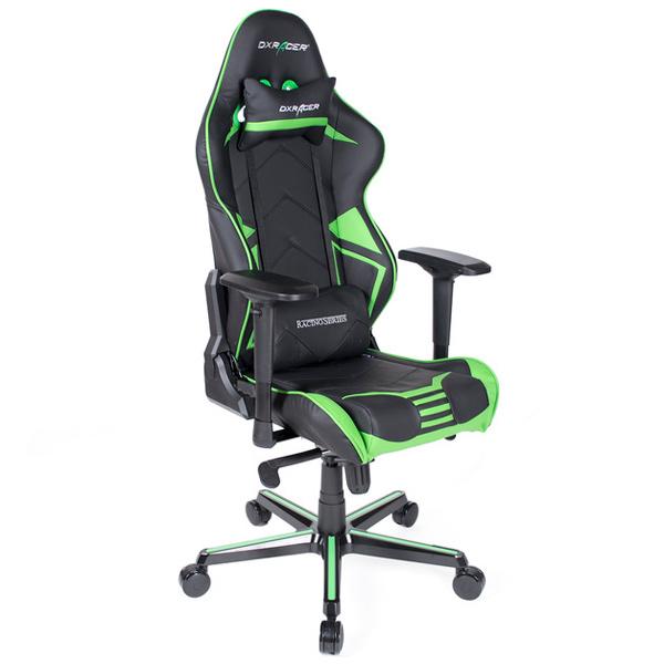 Кресло компьютерное игровое DXRacer OH/RV131/NE
