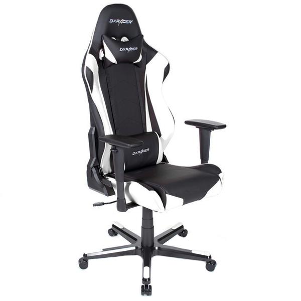 все цены на Кресло компьютерное игровое DXRacer OH/RE0/NW онлайн