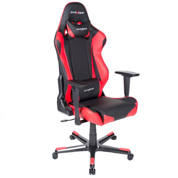 все цены на Кресло компьютерное игровое DXRacer OH/RE0/NR онлайн