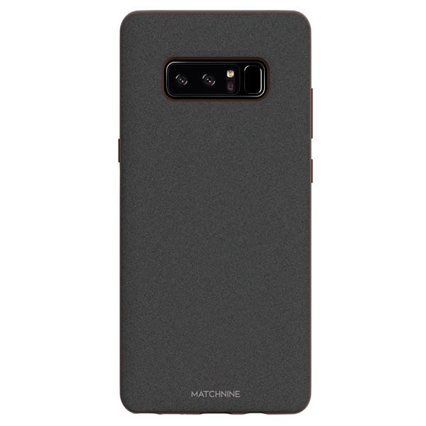 Matchnine, Чехол для сотового телефона, Pinta Dark Gray для Samsung Galaxy Note 8 (ENV09)