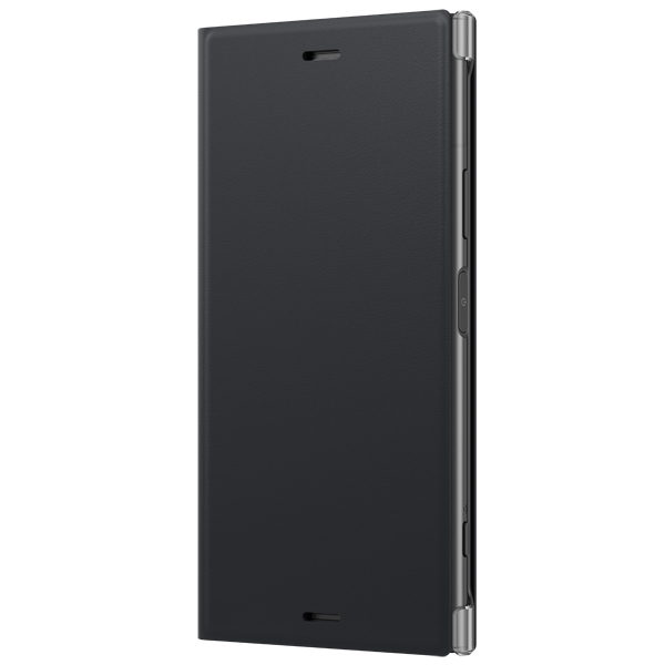 Чехол для сотового телефона Sony Xperia XZ1 Cover Stand Black (SCSG50) аксессуар чехол sony xperia xz premium style cover stand scsg10 black