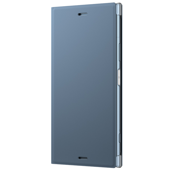 Чехол для сотового телефона Sony Xperia XZ1 Cover Stand Blue (SCSG50) чехол для сотового телефона honor 5x smart cover grey