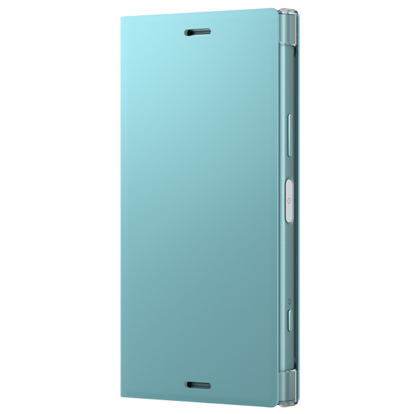 Чехол для сотового телефона Sony Xperia XZ1 Compact Cover Stand Blue (SCSG60) аксессуар чехол sony xperia xz premium style cover stand scsg10 black