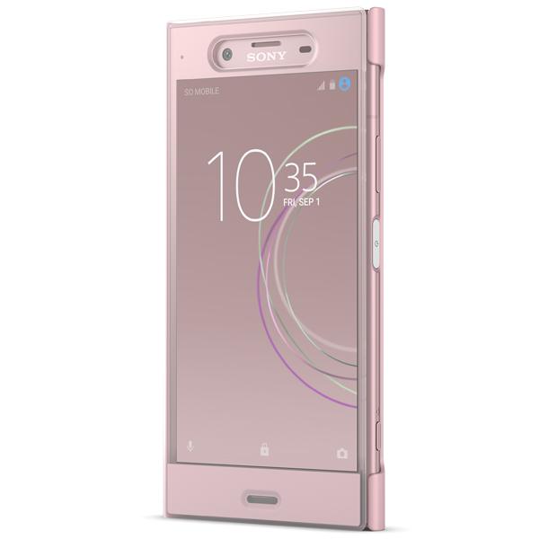 Чехол для сотового телефона Sony Xperia XZ1 Cover Touch Pink (SCTG50) чехол для сотового телефона honor 5x smart cover grey