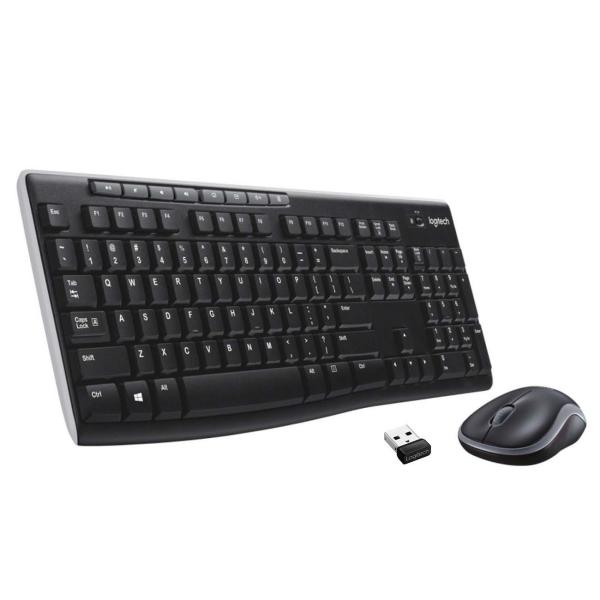 Комплект клавиатура+мышь Logitech MK275 (920008535)