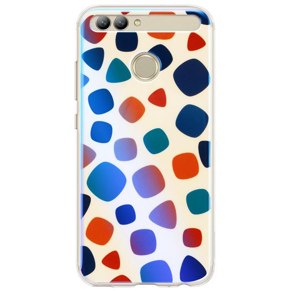 Чехол для сотового телефона Huawei Nova 2 Plus Multi Color TPU Pudding (51992028) чехол для сотового телефона huawei multi color pu case для huawei nova 2i black