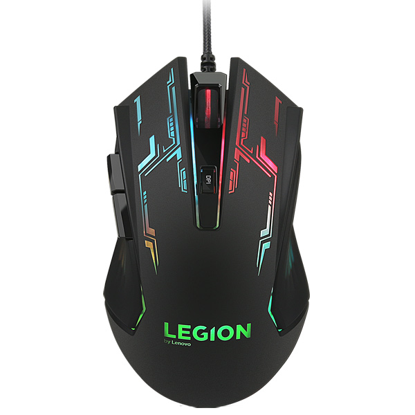 Игровая мышь Lenovo Legion M200 (GX30P93886) legion of monsters