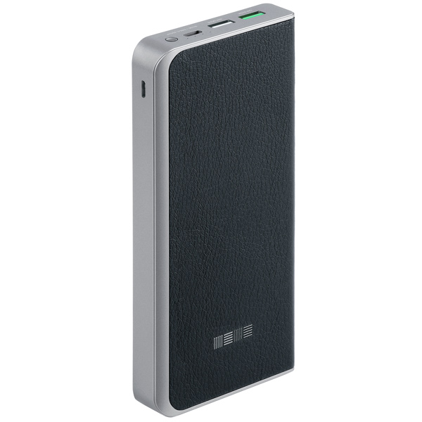 Внешний аккумулятор InterStep PB16000 Black, 16000 mAh, QC3.0 Type-C DualIN zus qc