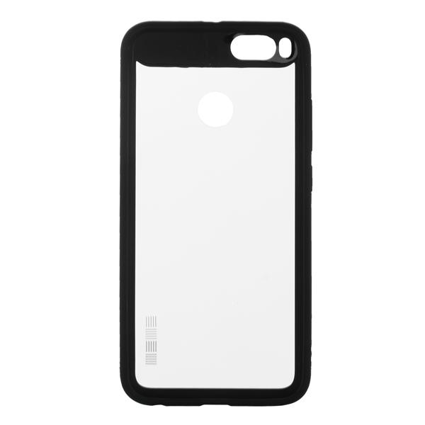 Чехол для сотового телефона InterStep Pure-Case ADV для Xiaomi RedMi A1/5X Black чехол для iphone interstep для iphone x soft t metal adv красный