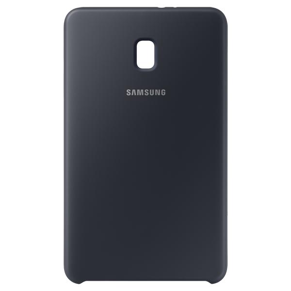 Чехол для планшетного компьютера Samsung Tab  8 (2017) Silicone Black (EF-PT380TBEGRU)