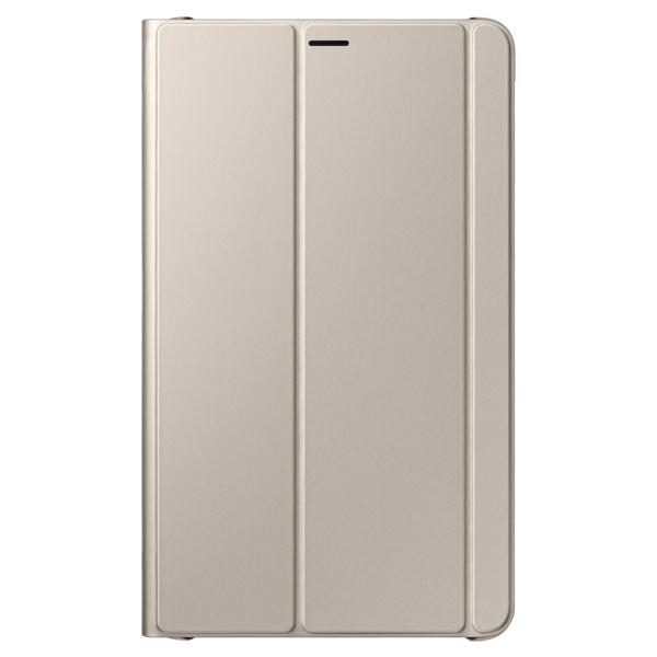Чехол для планшетного компьютера Samsung Tab  8 (2017) Book Cover Gold (EF-BT385PFEGRU)
