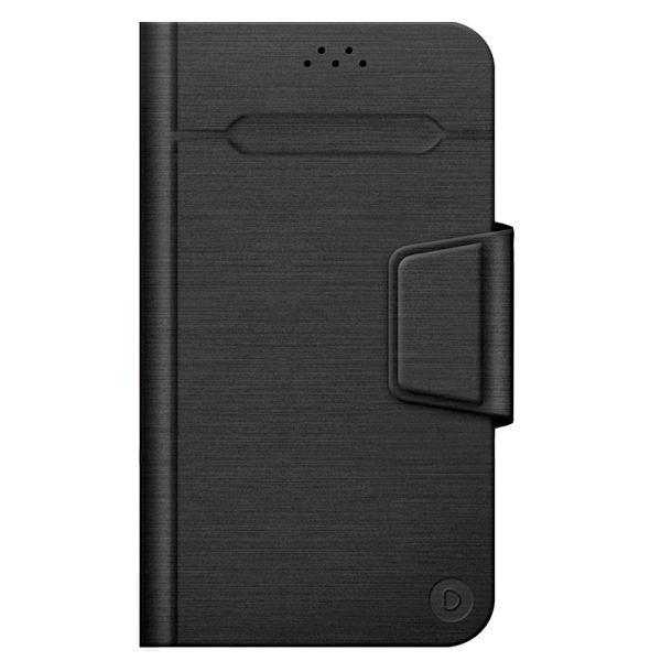 Универсальный чехол для смартфона Deppa Wallet Fold L 5.5