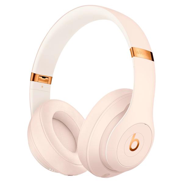 цена на Наушники Bluetooth Beats Studio3 Wireless PorcelainRose (MQUG2ZE/A)