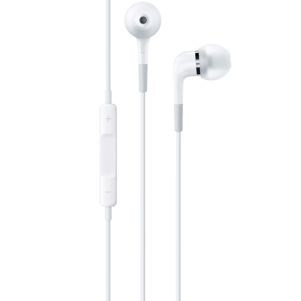 Наушники для Apple Apple In-Ear with Remote and Mic (ME186ZM/B) все цены