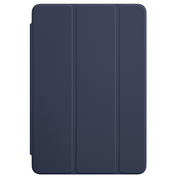 Кейс для iPad mini Apple iPad mini 4 Smart Cover Midnight Blue (MKLX2ZM/A) apple ipad mini smart case black mgn62zm a