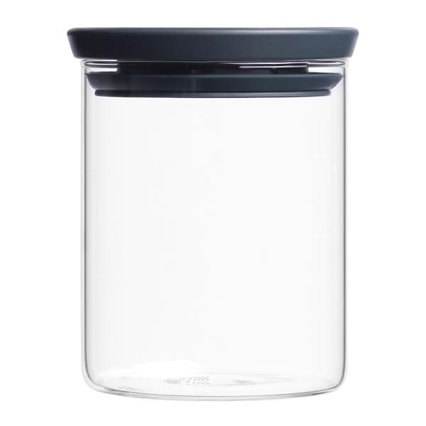 Контейнер для продуктов Brabantia 298288 Модульная стеклянная банка 0,7л фото