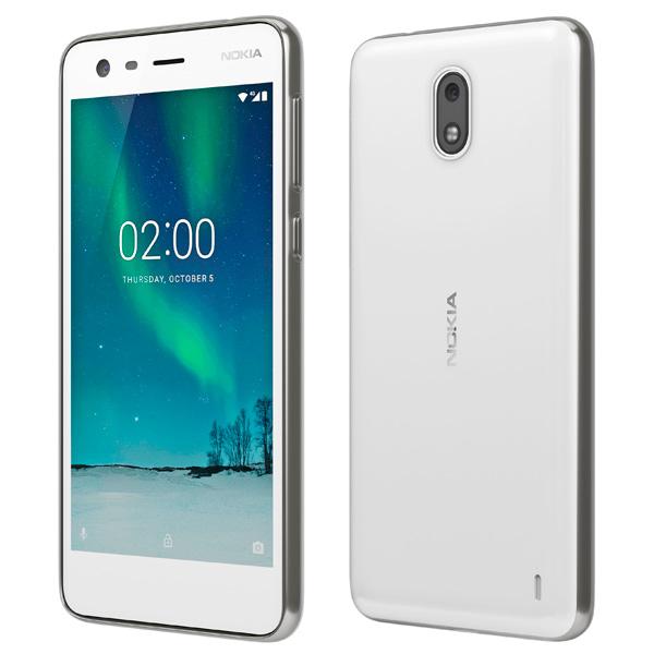 Чехол для сотового телефона Takeit для Nokia 2, Slim, прозрачный (TKTNOKIA2SLIMTR) nokia 6700 classic illuvial