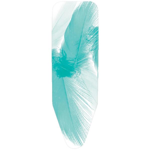 Чехол для гладильной доски Brabantia PerfectFit 191442 124х38см Перья