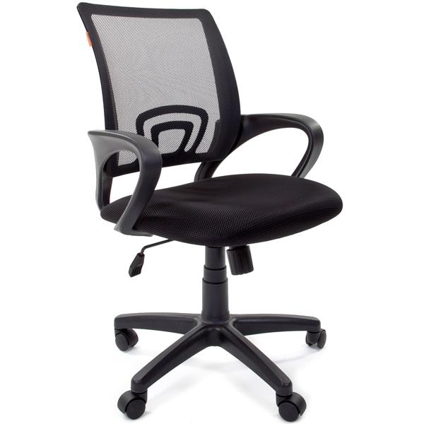 Кресло компьютерное Chairman 696 Black