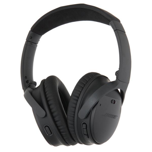 Наушники Bluetooth Bose QuietComfort 35 II Wireless Headphones, Black