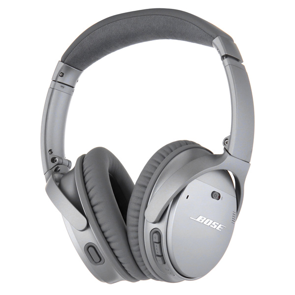 Наушники Bluetooth Bose QuietComfort 35 II Wireless Headphones, Silver