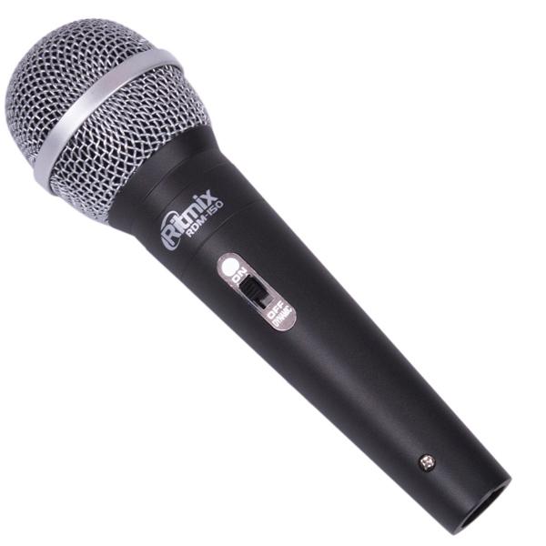 Микрофон проводной Ritmix RDM-150