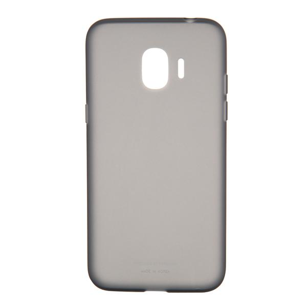Чехол для сотового телефона Samsung Galaxy J2 (2018) Jelly Cover Black чехол клип кейс samsung clear cover для samsung galaxy s8 черный [ef qg955cbegru]
