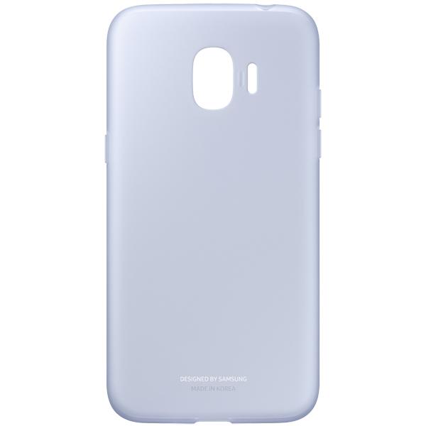 Чехол для сотового телефона Samsung Galaxy J2 (2018) Jelly Cover Blue чехол для сотового телефона takeit для samsung galaxy a3 2017 metal slim металлик