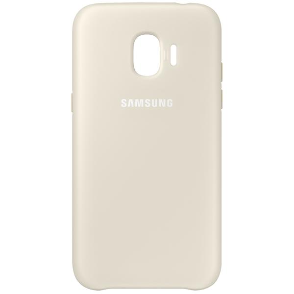Чехол для сотового телефона Samsung Galaxy J2 (2018) Dual Layer Cove Gold клип кейс ibox fresh для samsung galaxy s5 mini черный
