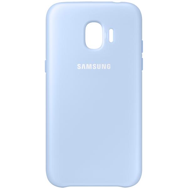 Чехол для сотового телефона Samsung Galaxy J2 (2018) Dual Layer Cove Blue клип кейс ibox fresh для samsung galaxy s5 mini черный