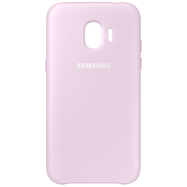 Чехол для сотового телефона Samsung Galaxy J2 (2018) Dual Layer Cove Pink клип кейс ibox fresh для samsung galaxy s5 mini черный