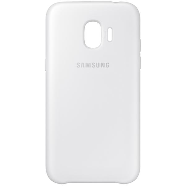 Чехол для сотового телефона Samsung Galaxy J2 (2018) Dual Layer Cove White клип кейс ibox fresh для samsung galaxy s5 mini черный