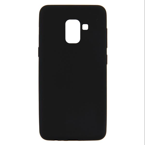 Чехол для сотового телефона Vipe для Samsung Galaxy A8 Color черный чехол для сотового телефона takeit для samsung galaxy a3 2017 metal slim металлик