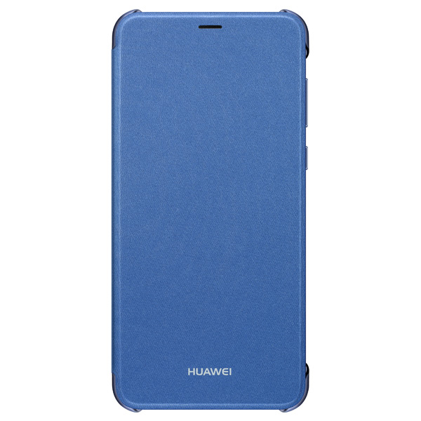 Чехол для сотового телефона Huawei P smart Flip Cover Blue (51992276) чехол для сотового телефона honor 5x smart cover grey