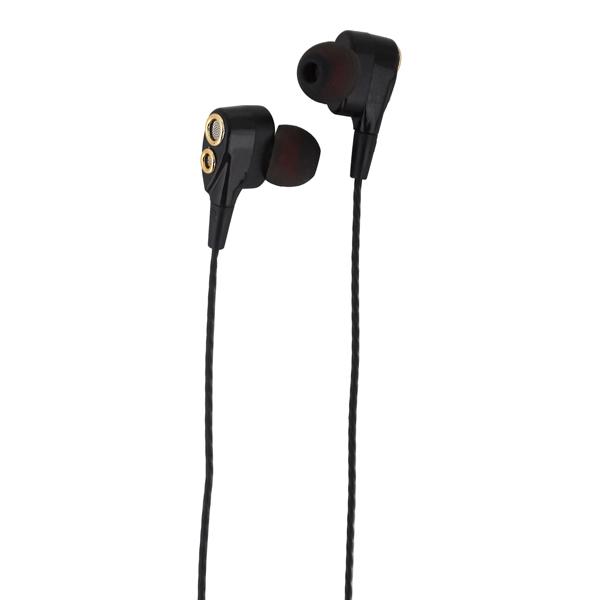 Наушники внутриканальные Ritmix RH-195M Black аудио наушники ritmix гарнитуры ritmix rh 565m gaming