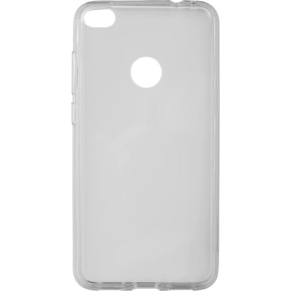 Чехол для сотового телефона InterStep Pure-Case ADV для Huawei Nova Lite 2017 прозрач. К чехол для сотового телефона huawei multi color pu case для huawei nova 2i black